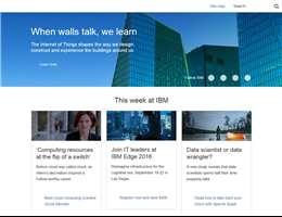 IBM官方网站
